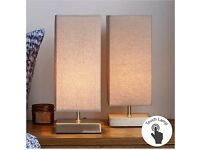 Two Touch Table Lamp