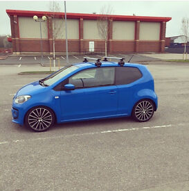 Thule roof bars wing bars forVw Up