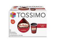 Tim Hortons Tassimo Value Box