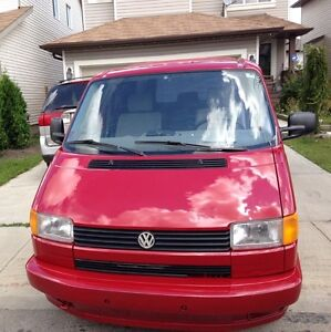 Well maintained 1992 Volkswagen Eurovan GL