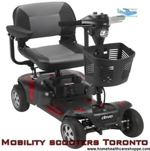 Buy Mobility scooters Toronto in Low Price.