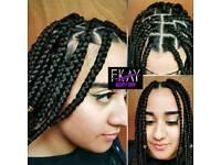 Braiding/ Hairdressing