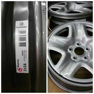 17 Inch Steel rims (US Made) + 225 50 R17 Blizzak LM-32 $885 + Tax@9056732828  Honda Accord  Winter Tire Rim Package