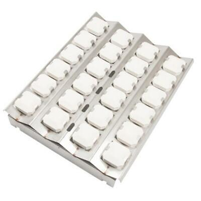 Lynx Sedona Gas Grills OEM Factory Stainless Briquette Tray w/Briquettes 80744 ()