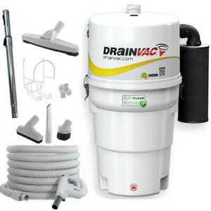 Drainvac G2-008 Standard Air Package
