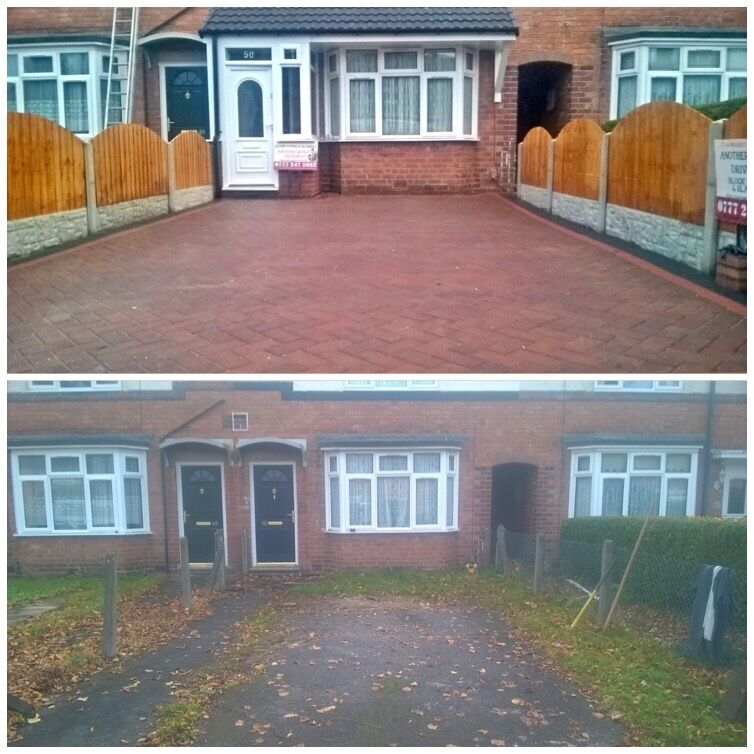 QUALITY BLOCK PAVING FROM £45 Sq Mt, SLABBING & PROPERTY MAINTENANCE based in castle bromwich