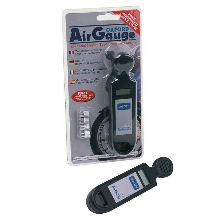 OXFORD AIR GAUGE - £9.99