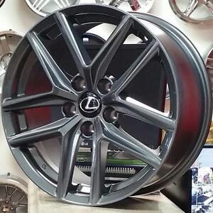 17 In Lexus IS250 IS350 IS200 Winter Tires Rims $950 CALL 9056732828 Lexus Winter Tires