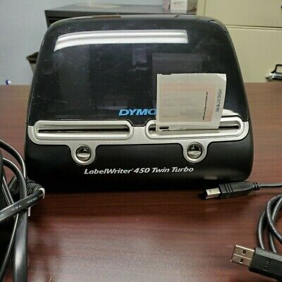 Dymo Labelwriter Label Printer 450 Twin Turbo