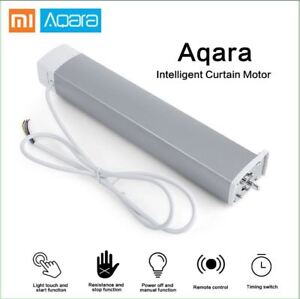 Aqara Smart Curtain Motor Zigbee Wifi Remote Control, Track inst
