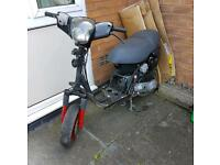 Piaggio zip 2t breaking or sell as donor