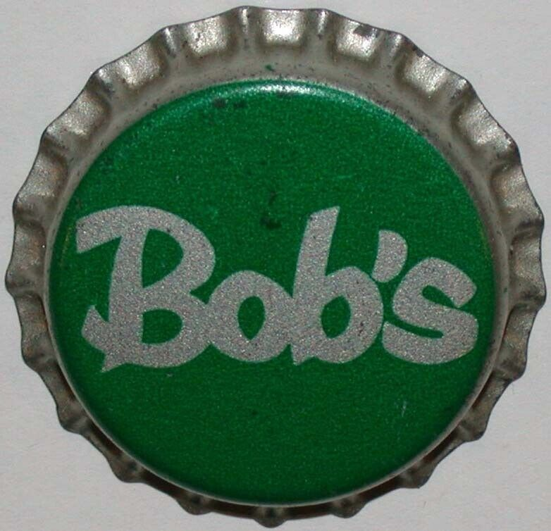 Vintage beer bottle cap BOBS cork lined Northern Brewing Co Superior Wisconson