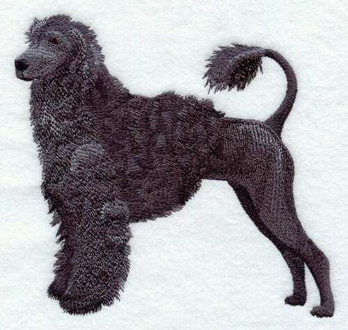 Portuguese Water Dog Personalized Embroidered Fleece Stadium Blanket Gift