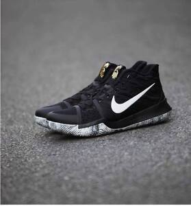 "Kyrie 3 BHM ""Limited Edition""  2017 Size 11.5 (Deadstock)"