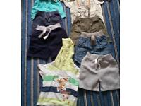 £3 FOR THE LOT! Boys bundle various age 12-18 months mostly