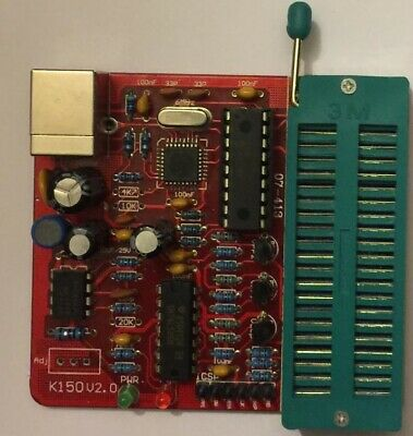 Newest Kee Usb Microchip Pic Programmer Designed In The Usa Ship From Usa