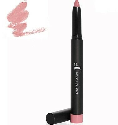 E287 E.L.F Kosmetik EYESLIPSFACE Matte Lip Color, NATURAL