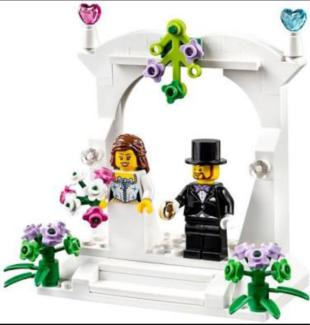 Lego Wedding Favour NEW