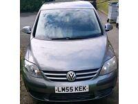 Volkswagen Golf Plus 1.9 Diesel For Sale!!!