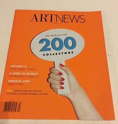 Art News Magazine The Worlds Top 200 Collectors Fall 2016