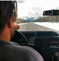 Ride from Banff to Vancouver