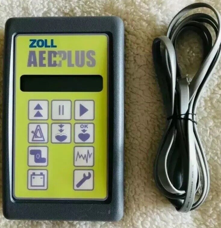 ZOLL AED PLUS TRAINING UNIT REMOTE CONTROLLER