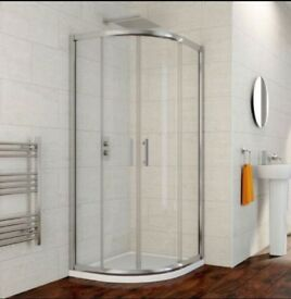Quadrant shower enclosure BNIB