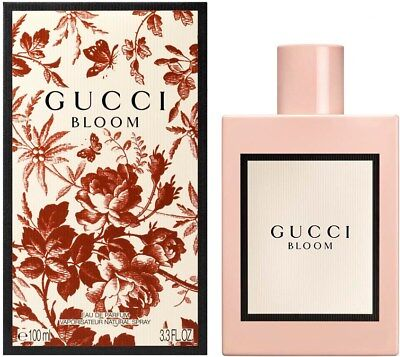 Gucci Bloom Perfume by Gucci 3.3oz. EDP Spray for Women NIB Sealed