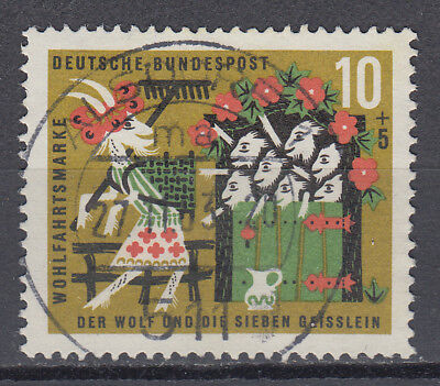 BRD 1963 MI NR 408 TOP VOLLSTEMPEL RUNDSTEMPEL GESTEMPELT LUXUS 28465