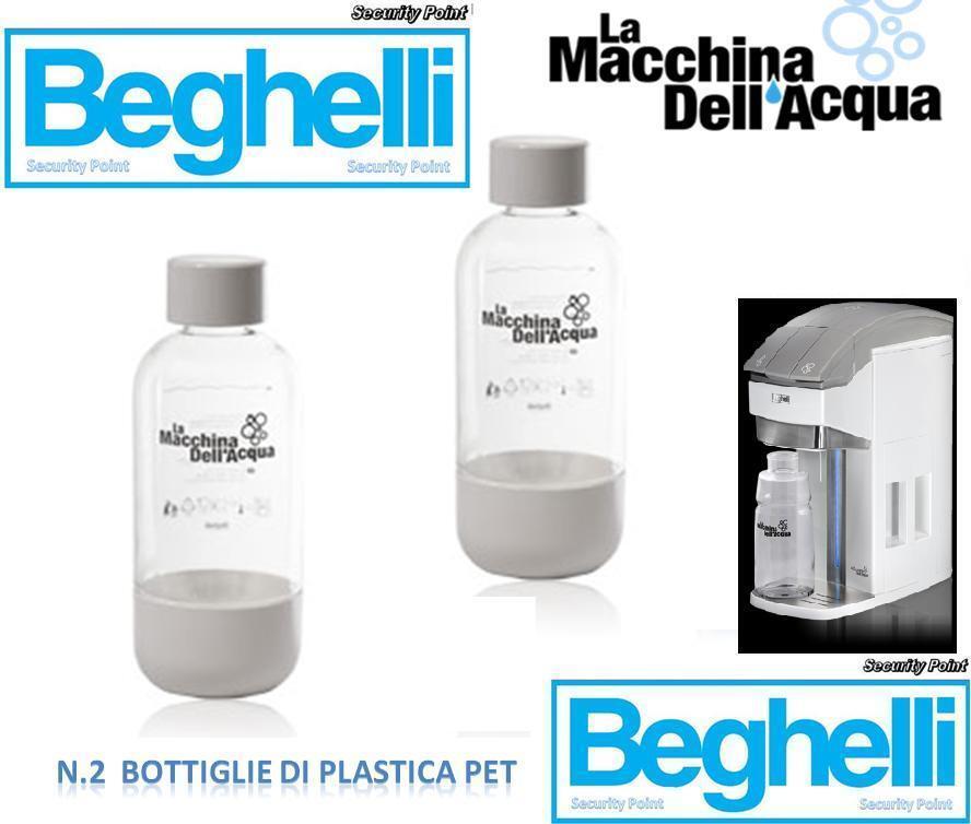 Macchina Dell Acqua : Beghelli bottiglie plastica gasatura co la macchina
