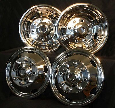 99 00 01 02 03 04 Ford Motorhome 19.5 Hubcaps Hubcap Rv