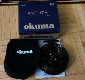 AVENTA CENTERPIN REEL, STEELHEAD REEL, SALMON REEL, FLOAT REEL