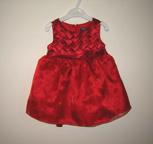 Special Occasion Dress, Sleepers, Leggings Clothes - 9, 12, 18 m Strathcona County Edmonton Area image 1