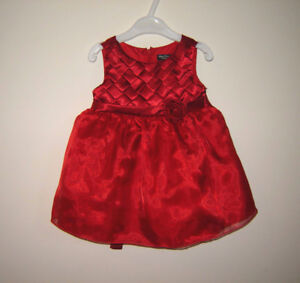 Newberry Dress - 9 mos / Clothes 12, 12-18 mos / Shoes 3 to 7