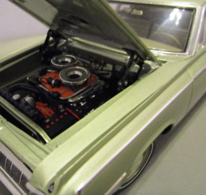 1964 Dodge 330 Series  By HIGHWAY 61 Light Green 426 Hemi