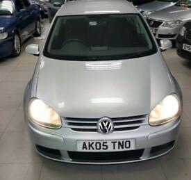 2005 VOLKSWAGEN GOLF SE TDI Silver Manual Diesel