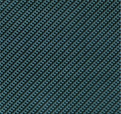 Hydrographic Film Water Transfer Printing Film Hydro Dip Carbon Fiber - Aqua 1m