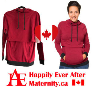 Maternity Clothing & Nursing Apparel Sizes XS-3X