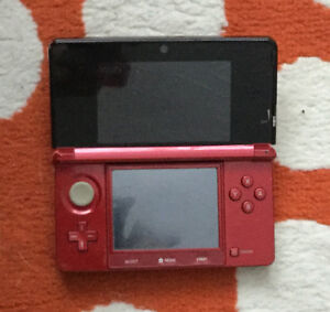 Nintendo 3DS Red - Awesome Quality
