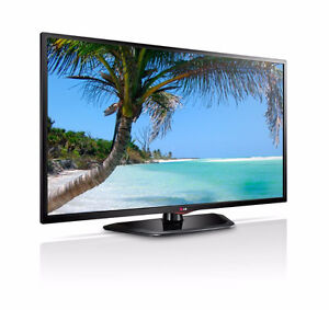 "$ 350 firm!...47"" LG widescreen LED TV, 120 Hz 1080P, HDMI."