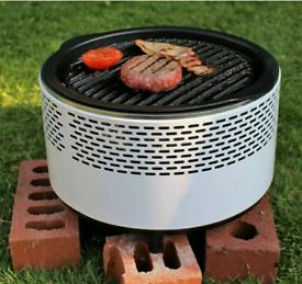 Al Fresco Smokeless Portable BBQ Grill New (RRP £79.99)