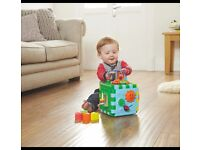 Little Tikes Activity Cube features in our Preschool collection