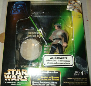 Star Wars: The Power of the Force - 'brother & sister combo' Strathcona County Edmonton Area image 1