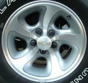 Wanted:  Chev S10 Rims