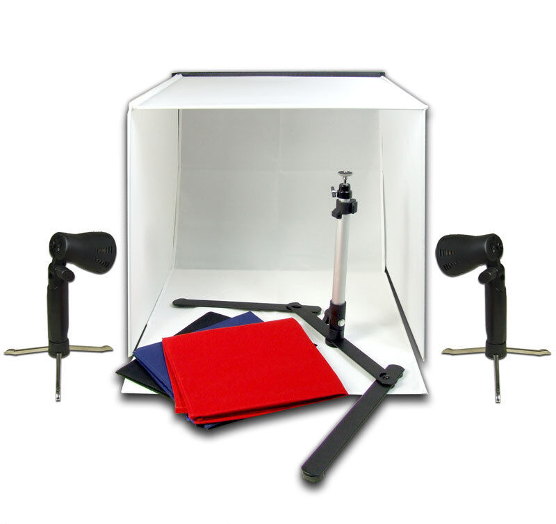JensenBest Light Box Photography Lighting Tent 16in With Lights