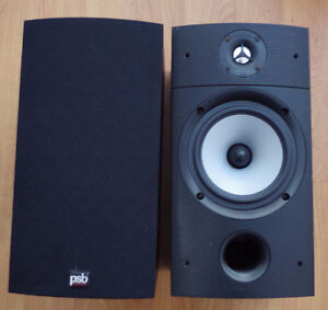 "PSB ""Imagine 2"" Bookshelf Speakers - Cdn made"