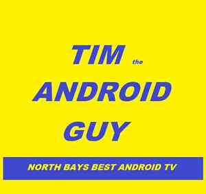 Tim The Android Guy- has the best xmas present for you.