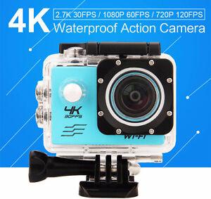 4K 30fps camera