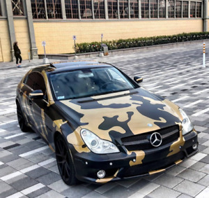 2006 Mercedes Benz CLS55 AMG