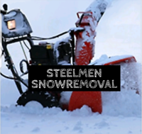 """STEELMEN SNOWREMOVAL"" CHEAP & RELIABLE"